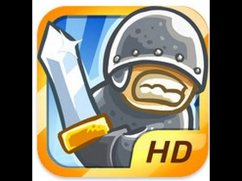 Kingdom Rush HD iPad App Review and Gameplay Video