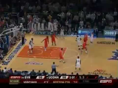 Greatest Game Ever Played Syracuse vs uconn