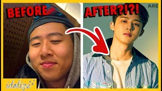Becoming B.I From iKON (Total KPOP Makeover into Kim Hanbin 김한빈) ft. Jimmy Zhang