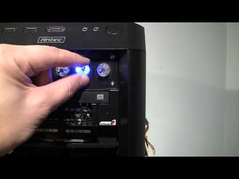 How to Fix Water Cooling Radiator Inside of the Case - LCWB#8