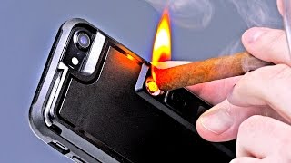 Crazy iPhone 7 Lighter Case