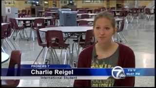 Canyon High seeing more international students