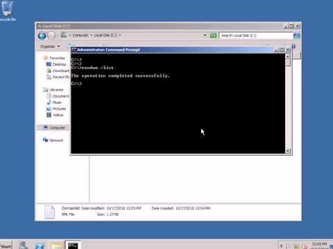 Переименование домена в Windows Server 2008 R2 [1/2]