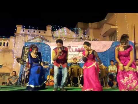 ayebu gadhi (dusmanta suna) sambalpuri song orchestra video 2016 HD !!