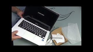 CHUWI LapBook 14.1. Распаковка