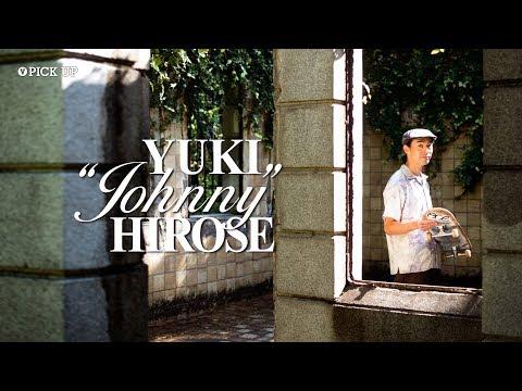 """YUKI """"JOHNNY"""" HIROSE [VHSMAG]"""