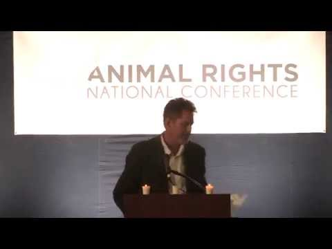 Dr. Steven Best at Animal Rights Conference 2014