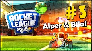 ROCKET LEAGUE #3 Alper ve Uçan Kedi (1080p) (PC)