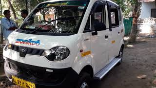 Mahindra Jeeto Mini Van LXD 2019 | detailed review | price | features
