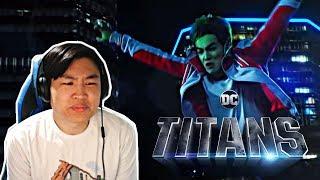 TITANS - Official Trailer!! [REACTION]