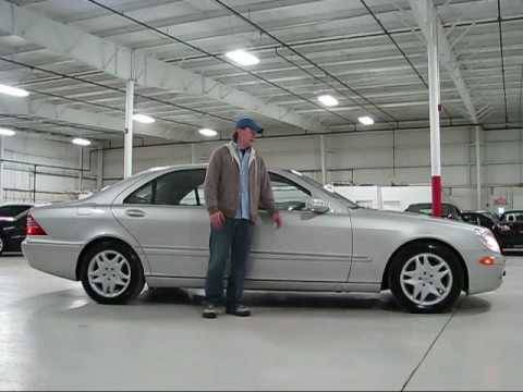 PART 2-Mercedes-Benz S500 Test Drive and Walkaround