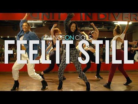 Portugal. The Man  - Feel It Still | Bobby Dacones Choreography | DanceOn Class