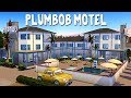 Lagu Plumbob Motel  The Sims 4: Speed Build