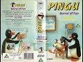 Youtube Thumbnail Pingu - Barrel of Fun [VHS] (1991)