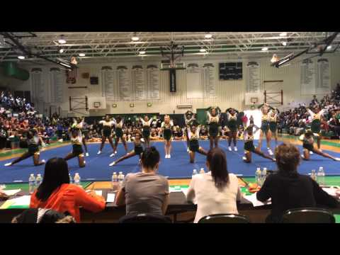 Wilde Lake High School Cheerleading 2014 Invitational