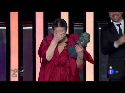Premio GOYA 2014 - TERELE PÁVEZ - Mejor Interpretación Femenina de Reparto por Las Brujas de Z