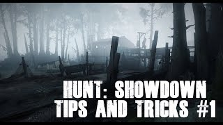 Hunt: Showdown- Tips and Tricks #1