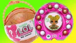 LOL Big Surprise ! Toys and Dolls Fun Opening Blind Bags & Girls Try On New Clothes - Baby Doll Play