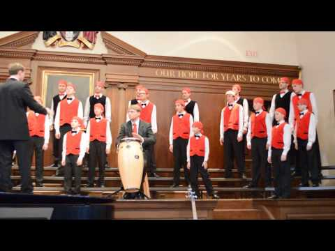 The Bonifantes Boys' Choir at The Roxbury Latin School_4 - 03/03/2014