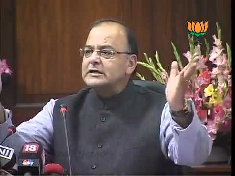 Speech on Black Money and Inflation: Sh. Arun Jaitley: 09.12.2011