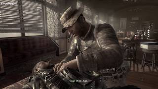 Call of Duty Modern Warfare 3 Soap Mactavish'in Ölümü Türkçe HD