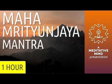 Powerful Healing Mantra Meditation | Maha Mrityunjaya Mantra Chanting