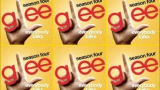 Watch Glee Cast Everybody Talks video