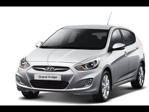Hyundai Grand Avega sg 2013