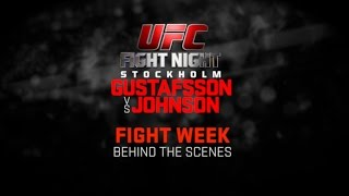Fight Night Stockholm: Behind The Scenes