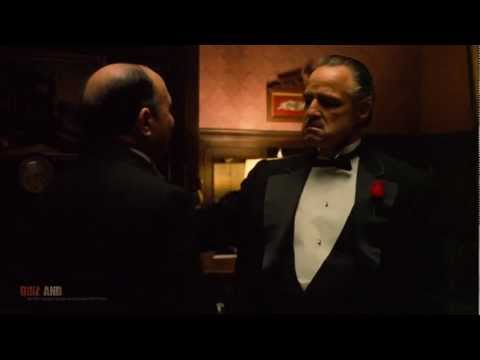 The Godfather - Bonasera 110 (HD)