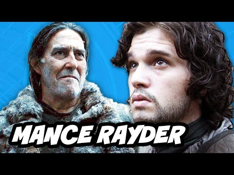 Game Of Thrones Season 5 - Mance Rayder Explained