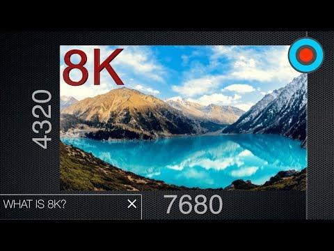 8k vs 4k Explained - Should YOU Wait?