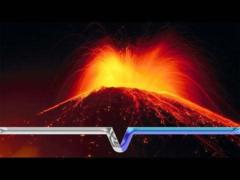 Volcano Cloze Activity EnchantedLearningcom