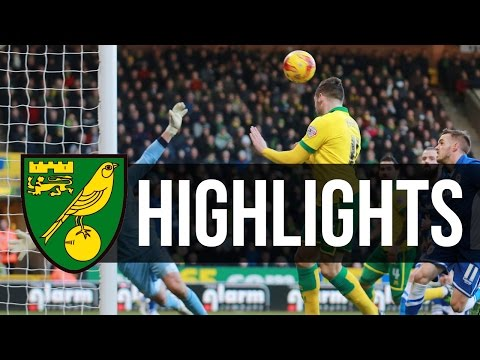 HIGHLIGHTS | Norwich City 3-2 Cardiff City