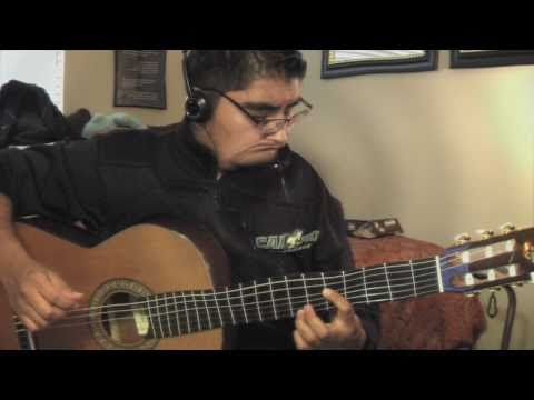 Samba Pa' Ti - Carlos Santana (Acoustic Cover)