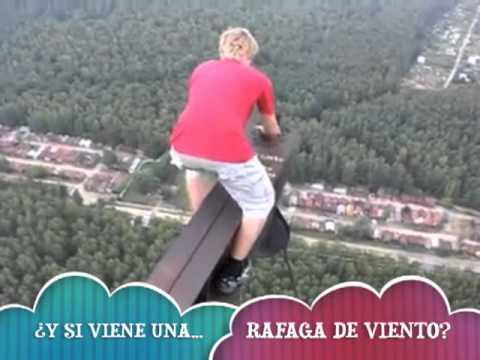 RECOPILACIÓN DE LOCURAS PARA SALIR EN UN VÍDEO