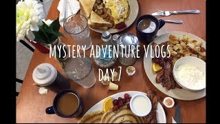 MYSTERY ADVENTURE VLOGS DAY 7! Hey Blondie!