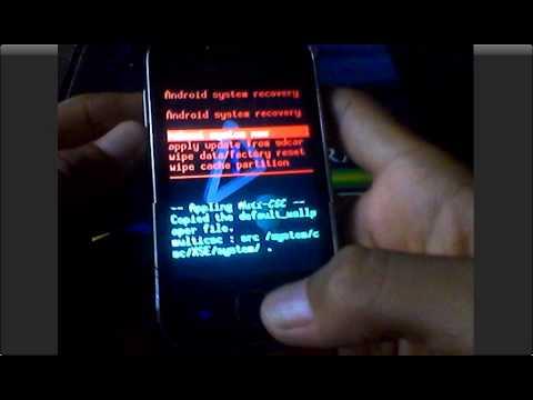 Recuperar (ROM STOCK 3G) original samsung galaxy young en venezuela y latinoamerica