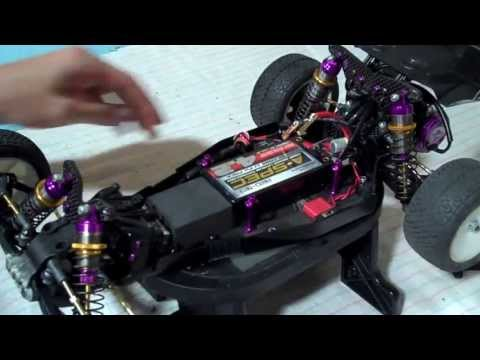 Tekno SCT410 and Cougar SVR maintenance, differential rebuild, shock rebuild