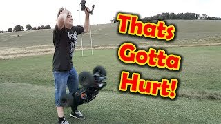 ???? Kid Beats Himself Up with 8s Traxxas X-Maxx RC car LOL