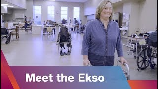 Meet the Ekso: New Hope for Stroke and Spinal Injury Patients