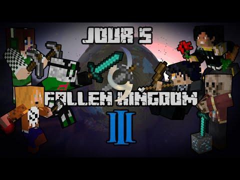 La Rage D'allairzend - Équipe Bleu Saison 3 Jour 5 - Fallen Kingdom video