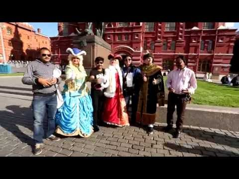 Как иностранцы реагируют на Москву