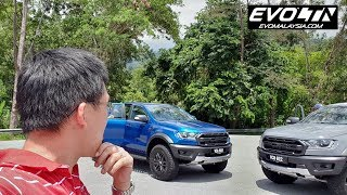 2018 Ford Ranger Raptor 2.0 Bi-Turbo Drive to Bentong Review | EvoMalaysia.com