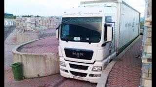 Die Besten LKW Fahrer Der Welt - Keiner kann sich mit ihnen Messen
