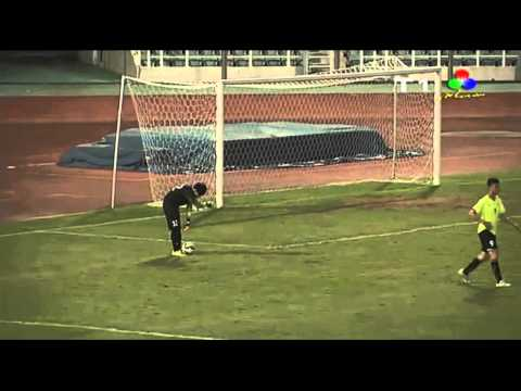 Development 0-2 Sporting M#88 R18  2015 Macau Elite League