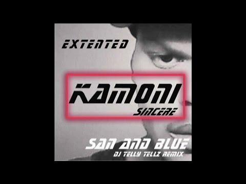 Kamoni Sincere - Sad and blue (Dj Telly Tellz Remix) 10min Version