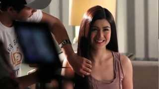 Behind the Scenes with Carla Abellana