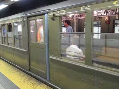 HBO Promotes Boardwalk Empire With Vintage NYC Subway Train