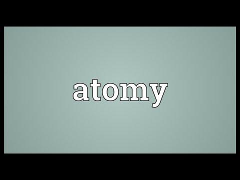 Header of atomy